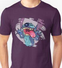 Stitch lick Unisex T-Shirt