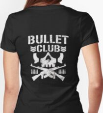 bullet Womens Fitted T-Shirt