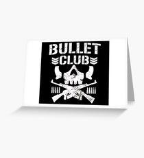 bullet Greeting Card