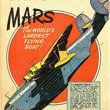 Mars - Martin PB2M-1 by bnolan