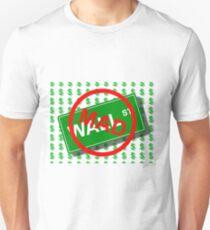 Wall Street Mad Unisex T-Shirt