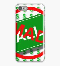 Wall Street Mad iPhone Case/Skin