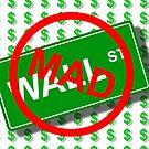 Wall Street Mad by Henrik Lehnerer