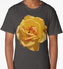 The Yellow Rose of Texas Long T-Shirt