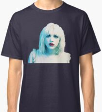 Courtney Blue Classic T-Shirt