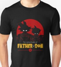 The Adventures of Father & Son - DBZ Unisex T-Shirt