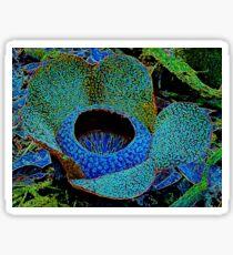 Rafflesia in disguise Sticker