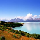 Aoraki and Pukaki by kevin smith  skystudiohawaii