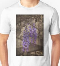 Hanging out with Wisteria Unisex T-Shirt