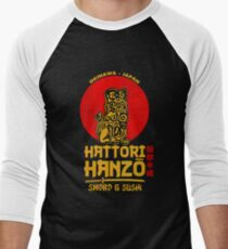 Hattori Hanzo Baseball ¾ Sleeve T-Shirt