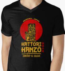 Hattori Hanzo Men's V-Neck T-Shirt