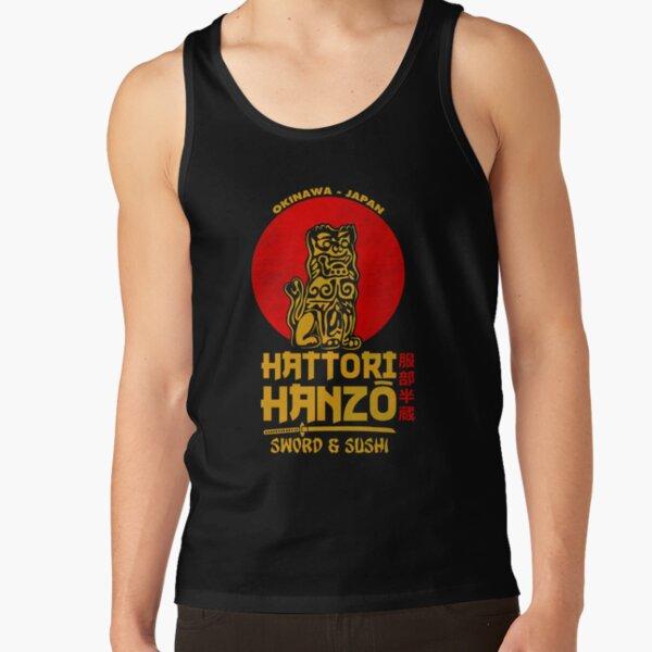 Hattori Hanzo Tank Top