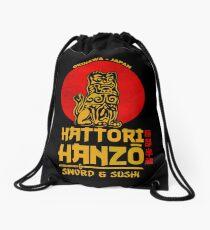 Hattori Hanzo Drawstring Bag