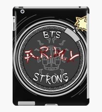 Bts Army red iPad Case/Skin