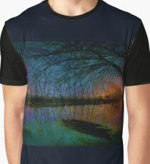 At The Crack Of Dawn Graphic T-Shirt