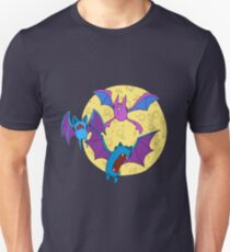 Zubat, Golbat, and Crobat Unisex T-Shirt