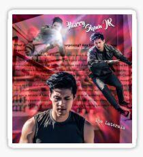 Harry Shum JR Sticker