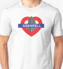 Grenfell tower Unisex T-Shirt