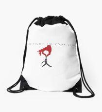 Cling Drawstring Bag