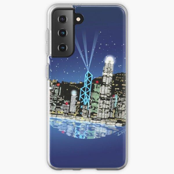 Hong Kong Samsung Galaxy Soft Case