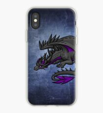 Shadow Dragon iPhone Case