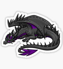 Shadow Dragon Sticker