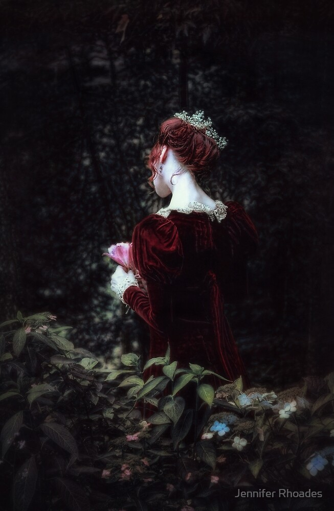 Hiding Away by Jennifer Rhoades