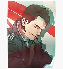 Captain Jack Harkness Poster