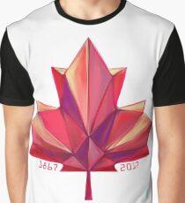 Canada 150 // Warm Graphic T-Shirt