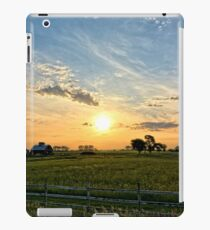 A Farmer's Morning 2 iPad Case/Skin