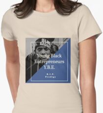 YBE Womens Fitted T-Shirt
