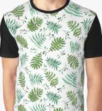 Berries join ferns for a party Graphic T-Shirt