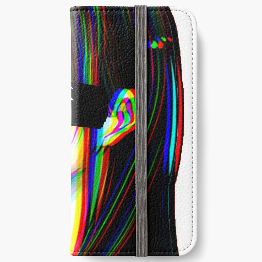 Ist das Art Sad Japanese Aesthetic (Japanische Version) iPhone Flip-Case