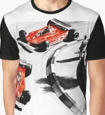 Grand Prix Monaco 1979 Graphic T-Shirt