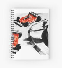 Grand Prix Monaco 1979 Spiral Notebook
