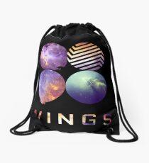 BTS nebula Drawstring Bag