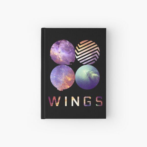 BTS nebula Hardcover Journal
