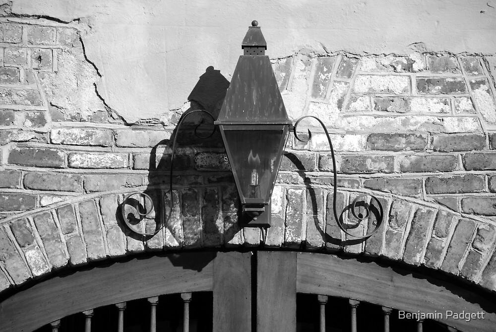 Queen Street Gas Lamp #1 by Benjamin Padgett
