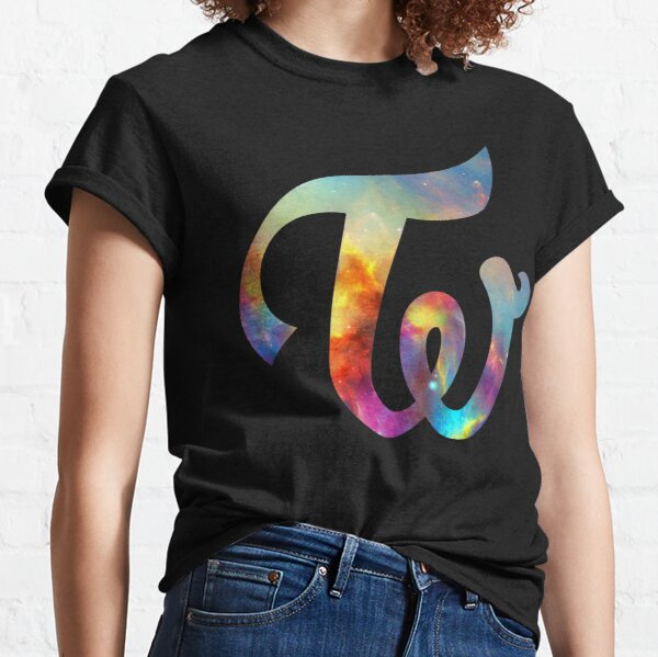 Twice Nebula T-shirt classique