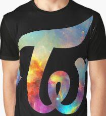Twice Nebula Graphic T-Shirt