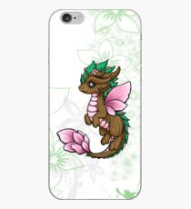 Flower Dragon Elemental iPhone Case