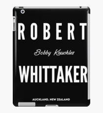 Robert Whittaker UFC Middleweight MMA iPad Case/Skin