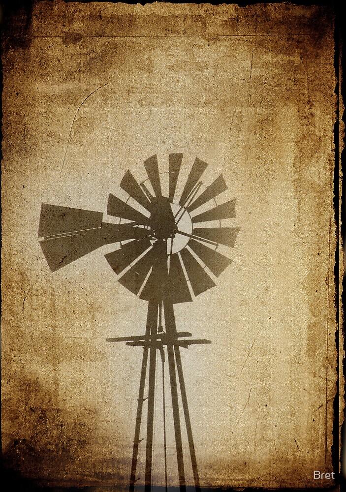 Windmill by Bret