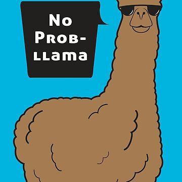 No Prob-llama by hmaxkay