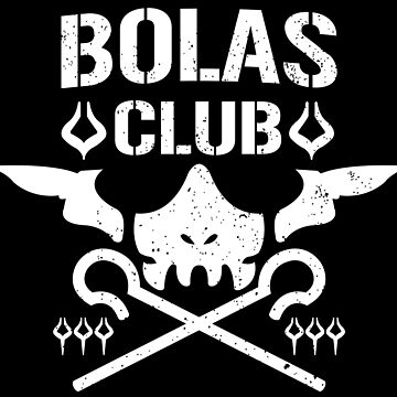 BOLAS CLUB by spumoniworks