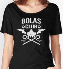 BOLAS CLUB Women's Relaxed Fit T-Shirt