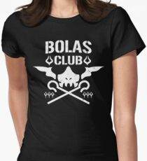 BOLAS CLUB Womens Fitted T-Shirt