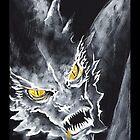 Smoky Dragon by Robert Partridge