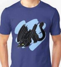 Toothless is Ready to Pounce! Unisex T-Shirt