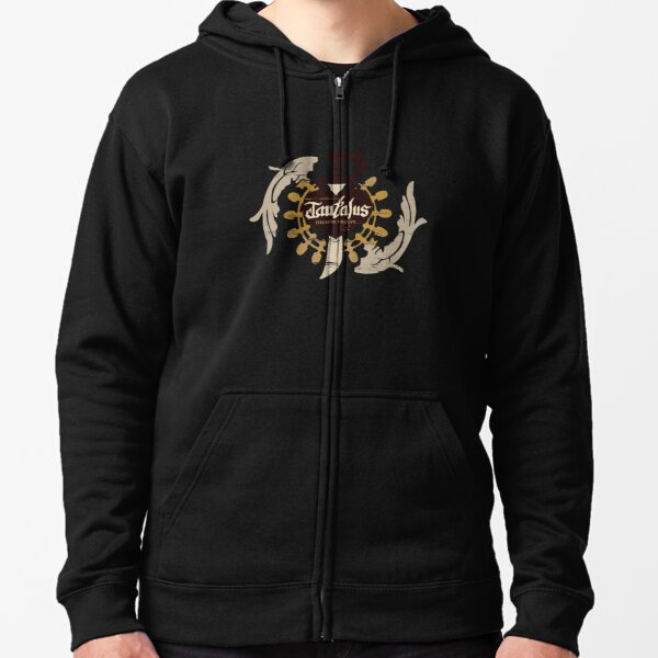 Final Fantasy IX - Tantalus Theatre Troupe Zipped Hoodie